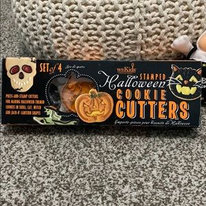 New Williams sonoma kids Halloween cookie cutters